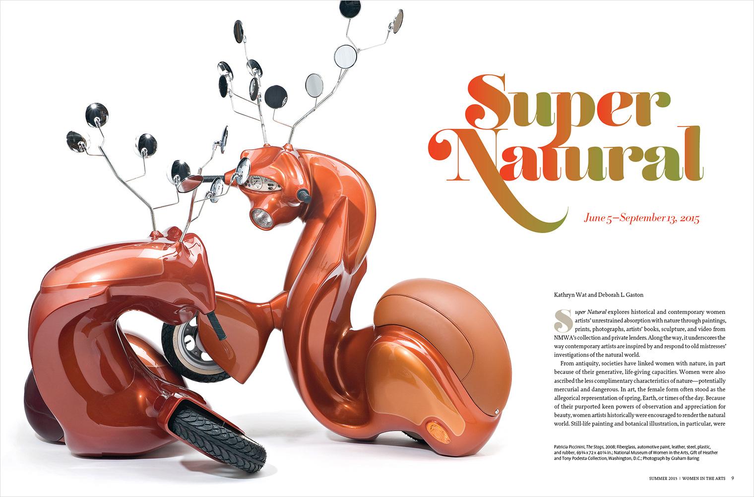 2015 Summer NMWA Magazine