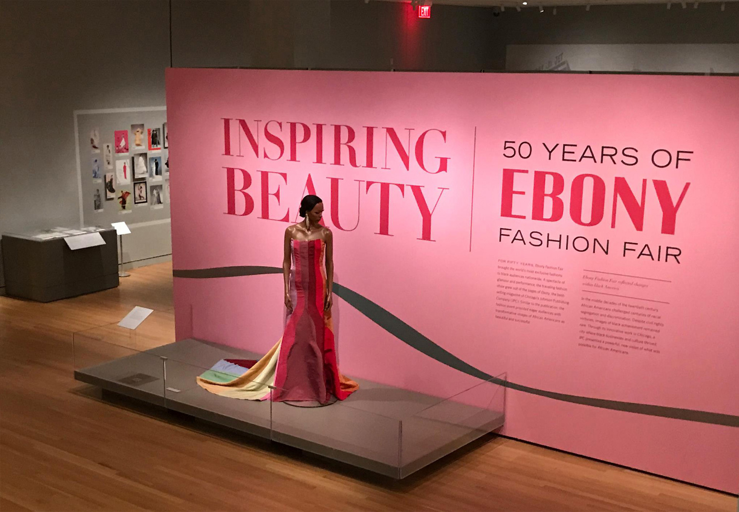 Inspiring Beauty 50 Years of Ebony Fashion Fair