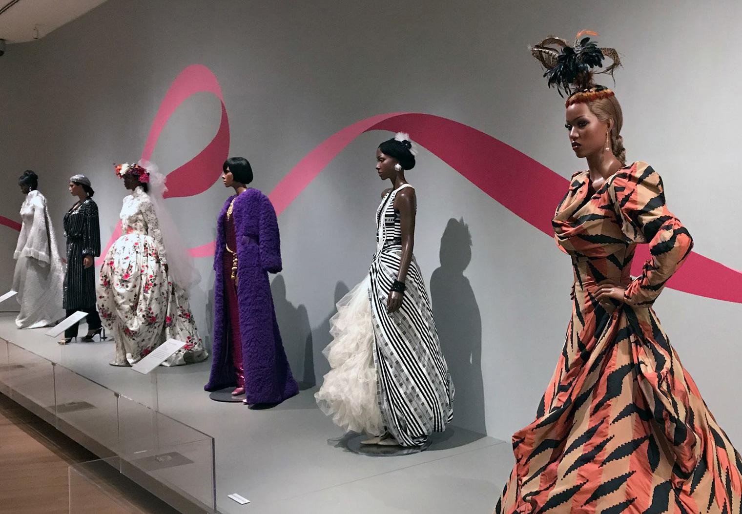 Inspiring Beauty 50 Years of Ebony Fashion Fair