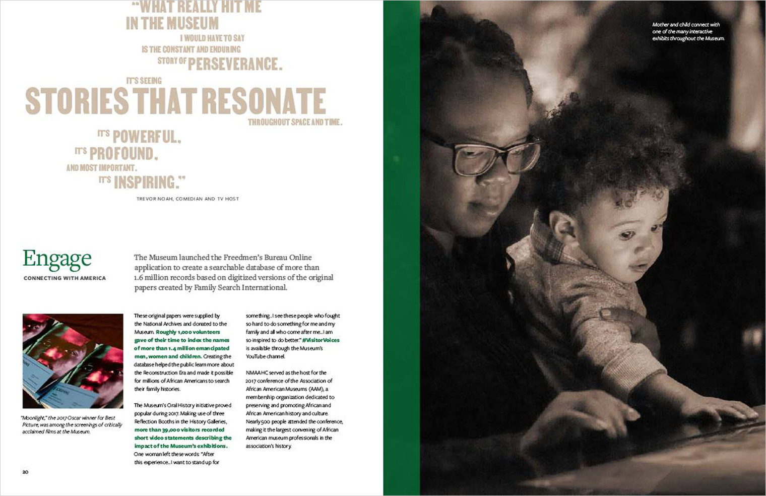 2018 NMAAHC Annual Report