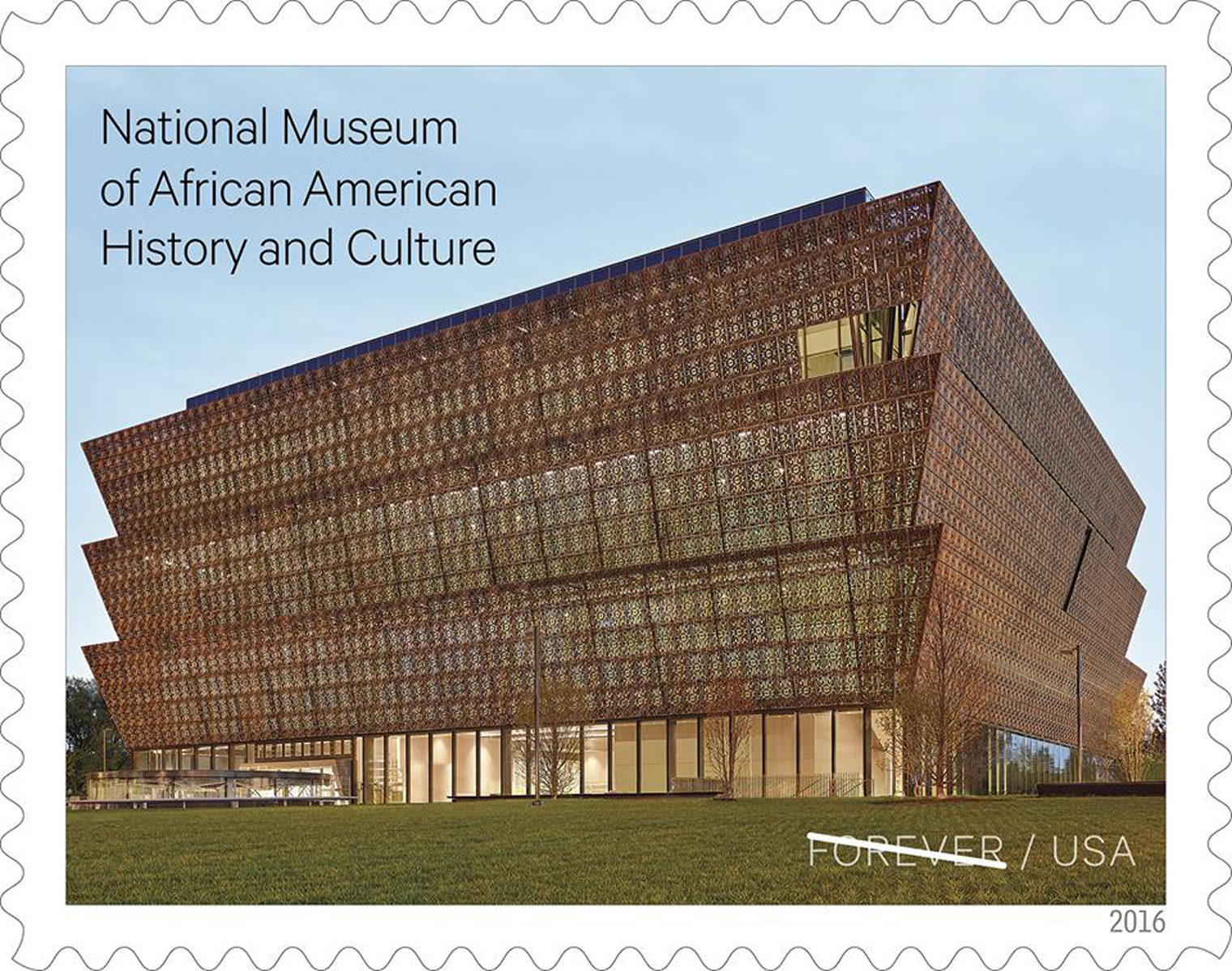 Celebrate African American History and Culture Stamp