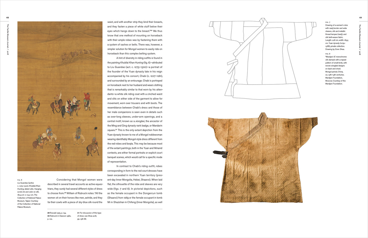 Textile Museum Journal Issue 45