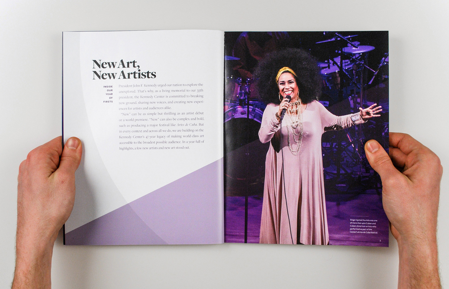 2018 Kennedy Center Annual Report