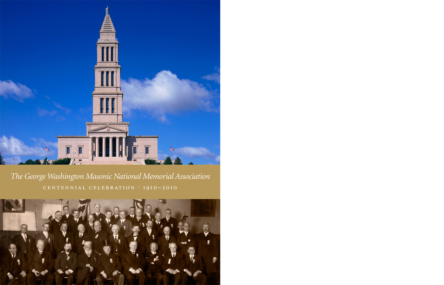 George Washington Masonic National Memorial Booklet