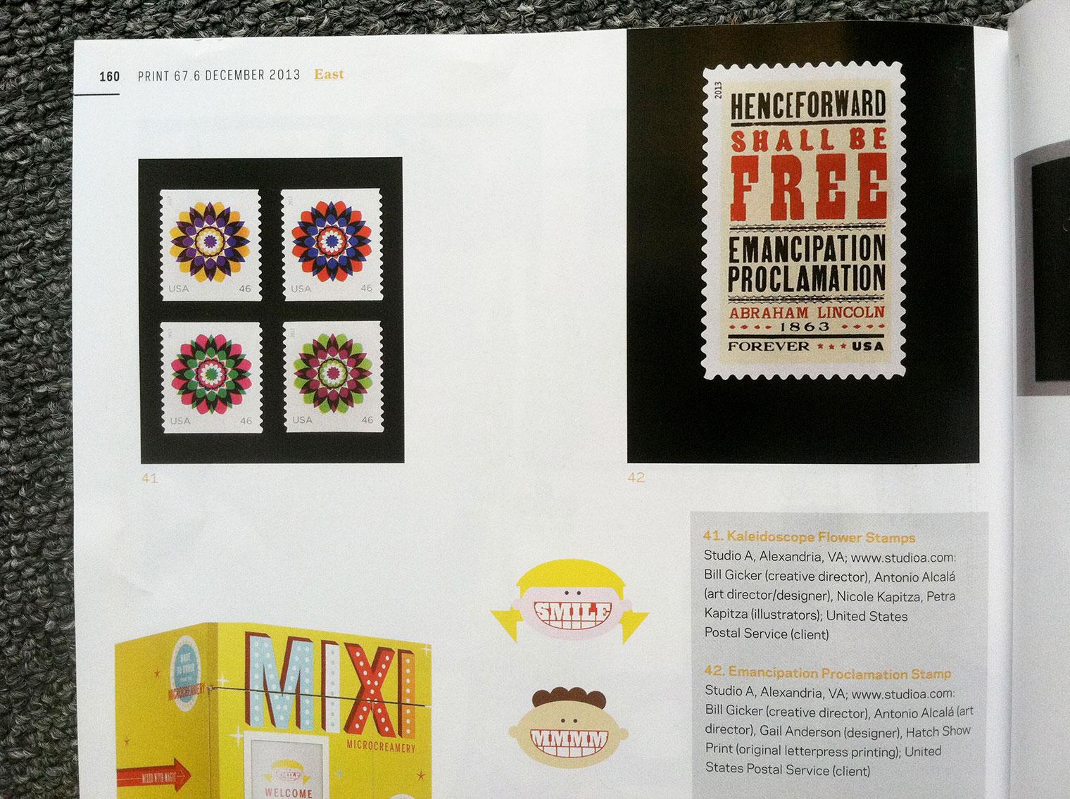 2013 Print Regional Design Annual