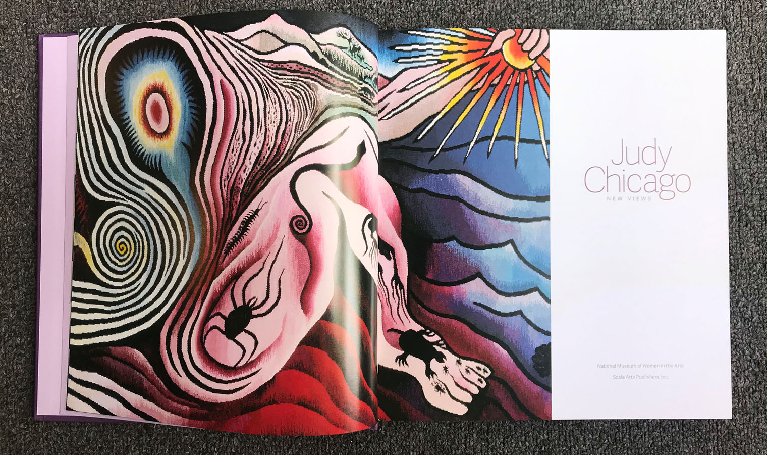 Judy Chicago: New Views