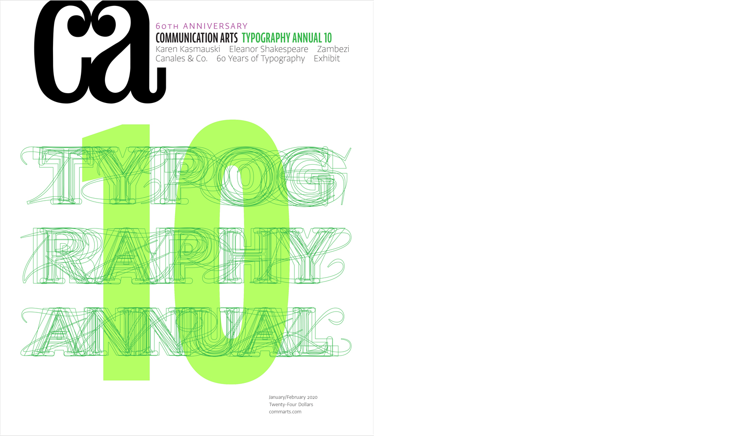 Communication Arts Typography Annual 10