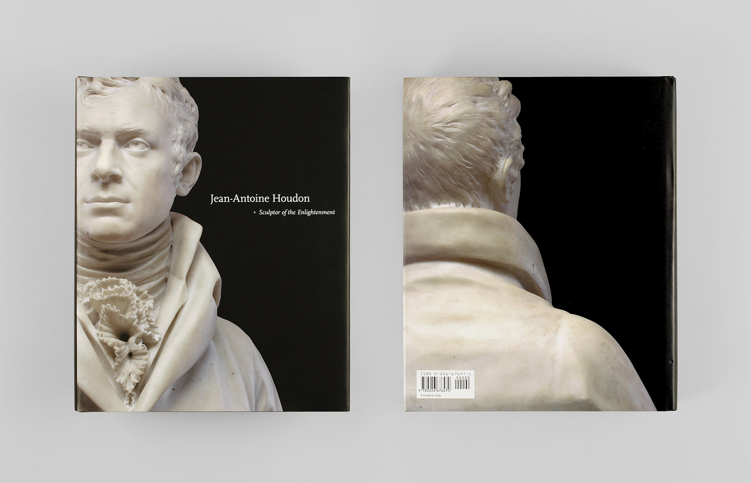"The most detailed catalogue to date of work by Houdon, the famous ""Sculptor of the Enlightenment."""