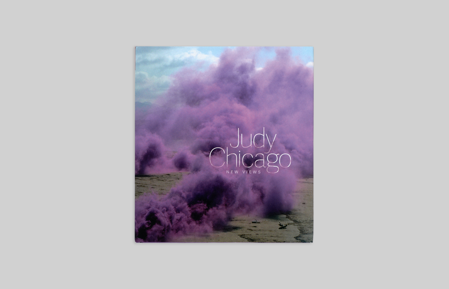 Front cover, detail of Purple Atmosphere