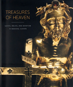 Thumbnail image of the cover of the Treasures of Heaven catalogue for the Walters Art Museum
