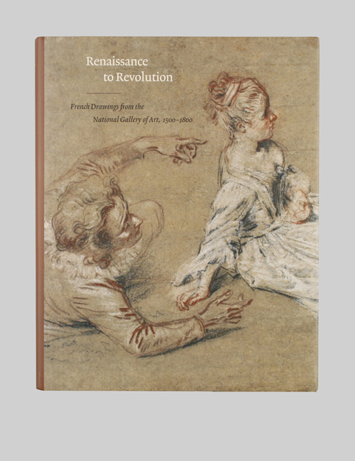 Thumbnail image of the Renaissance to Revolution catalogue for the National Gallery of Art.