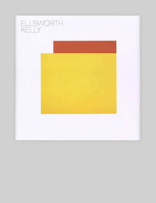 Thumbnail image of the Ellsworth Kelly catalogue for The Phillips Collection.
