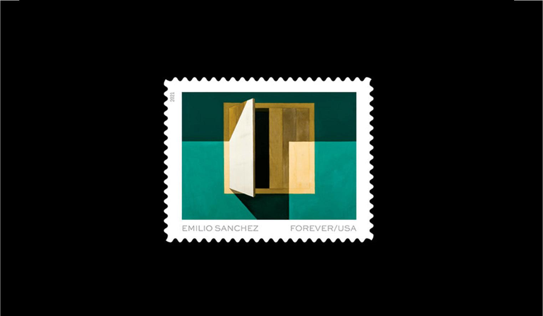Emilio Sanchez Stamp
