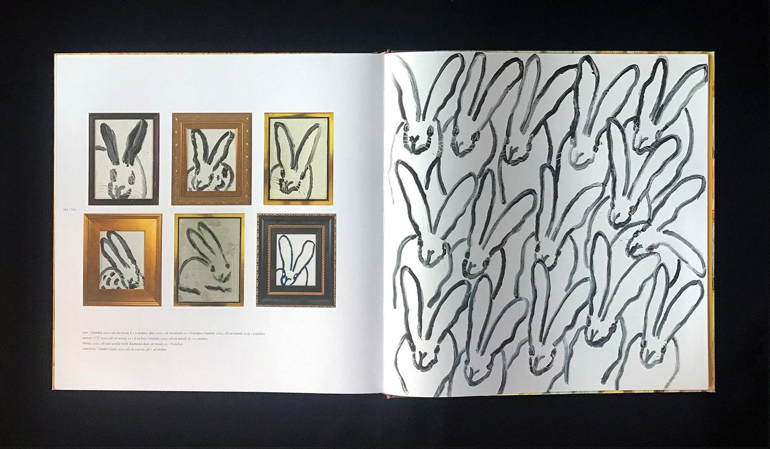 Image Spread for Hunt Slonem: The Bigger Picture Book